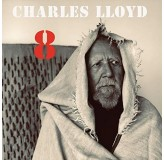 Charles Lloyd 8 Kindered Spirits, Live From The Lobero Theatre CD