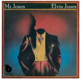 Elvin Jones Mr. Jones 80 Serie LP