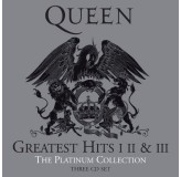 Queen Platinum Collection Greatest Hits 1,2 & 3 CD3