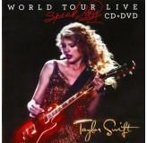 Taylor Swift Speak Now World Tour Live DVD+CD