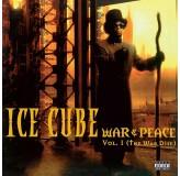 Ice Cube War & Peace Vol.1 The War Disc LP2
