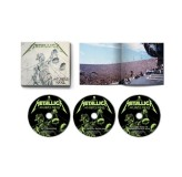 Metallica And Justice For All Remaster CD