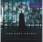 Soundtrack Dark Knight Neon Green & Violet Splatter LP2