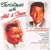 Nat King Cole & Dean Martin Christmas With Nat & Dean CD