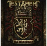 Testament Live At The Eindhoven CD