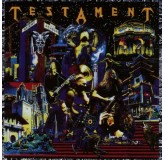 Testament Live At The Fillmore CD