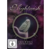 Nightwish Decades Live In Buenos Aires Limited BLU-RAY+BOOK