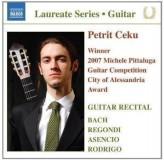 Petrit Ceku Guitar Recital-Laureate S CD