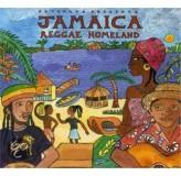 Putumayo World Music Jamaica - Reggae Homeland CD