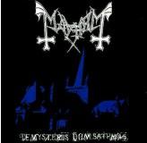 Mayhem De Mysteriis Dom Sathanas Coloured Vinyl LP