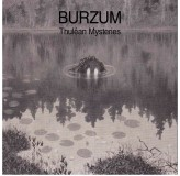 Burzum Thulean Mysteries LP2
