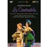 Orchestra And Chorus Of The Teatro Carlo Felice Palumbo Rossini La Cenerentola DVD