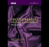Cecilia Bartoli Concentus Musicus Wien Harnoncourt Mozart Arias, Symphony No.38 DVD