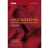 Cecilia Bartoli N Harnoncourt Haydn Symphony 92 Oxford DVD