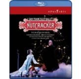 Martin West San Francisco Ballet Tchaikovsky Nutcracker BLU-RAY