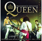 Queen Transmission Impossible Legendary Radio Broadcasts From 70s-80s CD3