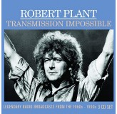 Robert Plant Transmission Impossible Radio Broadcasts 1960S-1990S CD3