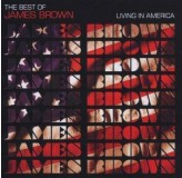 James Brown Living In America The Best Of CD