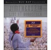 Jimi Hendrix Live At Wood BLU-RAY