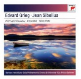 Esa Pekka Salonen Oslo Philhorch- Grieg, Sibelius Peer Gynt, Finlandia CD