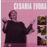 Cesaria Evora Original Album Classics CD3