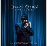 Leonard Cohen Live In Dublin BLU-RAY