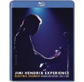 Jimi Hendrix Experience Electric Church Atlanta Pop Festival 1970 BLU-RAY
