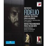 Jonas Kaufmann Wiener Philharmoniker Beethoven Fidelio BLU-RAY