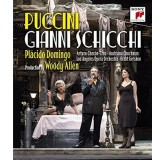 Placido Domingo Puccini Gianni Schicchi BLU-RAY