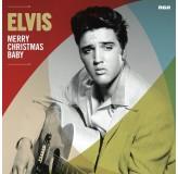 Elvis Presley Merry Christmas Baby LP