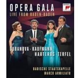 Jonas Kaufmann Gubanova Harteros Terfel Opera Gala Live From Baden-Baden BLU-RAY