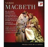 Placido Domingo Ekatarina Semenchuk Verdi Macbeth BLU-RAY