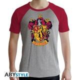 Majica Harry Potter Gryffindor T-Shirt, Xxl, Grey MAJICA