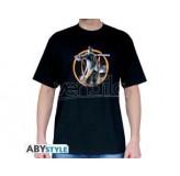 Majica Watch Dogs Fox Tag T-Shirt, Xl, Black MAJICA