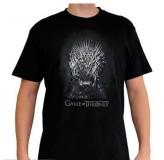Majica Game Of Thrones Iron Throne T-Shirt, Xxl, Black MAJICA
