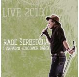 Rade Šerbedžija I Zapadni Kolodvor Band Live 2013 CD/MP3