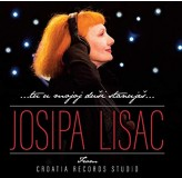 Josipa Lisac Tu U Mojoj Duši Stanuješ From Croatia Records Studio CD