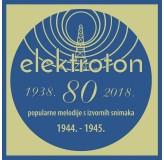 Razni Izvođači Elektron Popularne Melodije S Izvornih Snimaka 1944-1945 CD