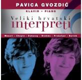Pavica Gvozdić Veliki Hrvatski Interpreti CD2