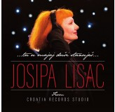 Josipa Lisac Tu U Mojoj Duši Stanuješ From Croatia Records Studio BLU-RAY