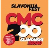 Razni Izvođači Slavonija Fest Cmc 200 Slavonski Brod CD2