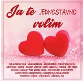 Razni Izvođači Ja Te Jednostavno Volim CD