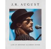 Jr August Live At Hrvatski Glazbeni Zavod BLU-RAY