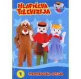 Šegrt Hlapić Hlapićeva Televizija 2 DVD