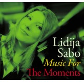 Lidija Sabo Music For The Moments CD/MP3