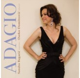 Sandra Bagarić Darko Domitrović Adagio Music By Caccini, Franck, Schubert, Mozart CD/MP3