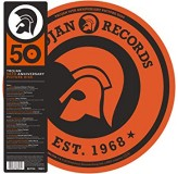 Various Artists Trojan 50Th Annivarsary Picture Disc LP