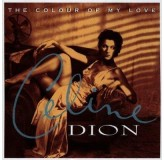 Celine Dion Colour Of My Love CD