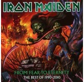 Iron Maiden Best Of 90-10 From Fear To Eternity CD2