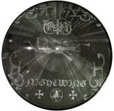 Marduk Nightwing Picture Vinyl CD